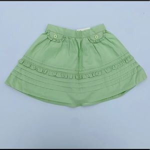 """New Janie and Jack Skirt """"Time for Tea"""" Sz 5T"""